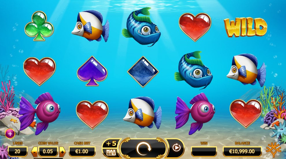 casino-x-golden-fish-tank